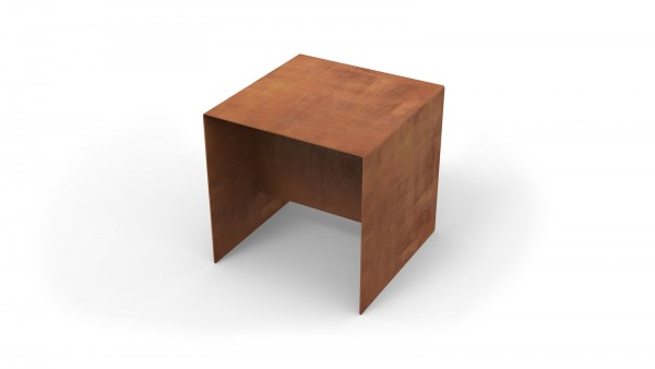 Hocker Bordo 2in1