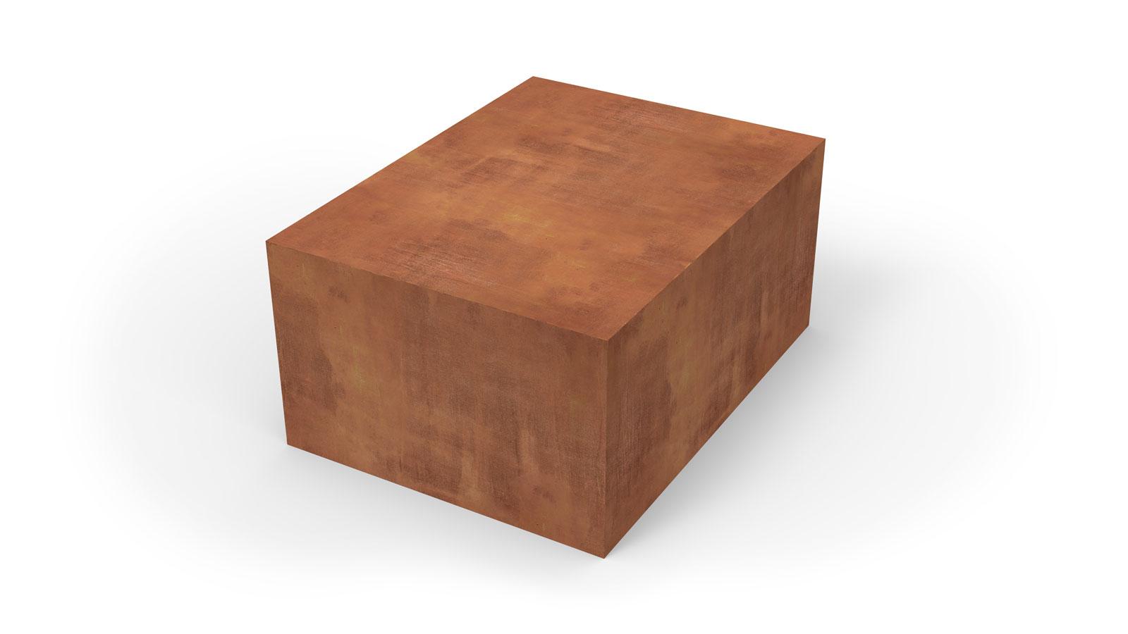 tische im rostlook f r den garten grill garten manufaktur. Black Bedroom Furniture Sets. Home Design Ideas